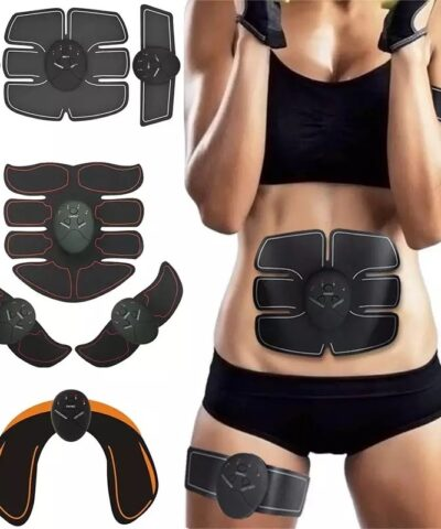 EMS Hip Muscle Stimulator, Electric Massage To Stimulate The Abdomen Wuscles Buttocks And Abdomen Trainer Weight Loss Massager