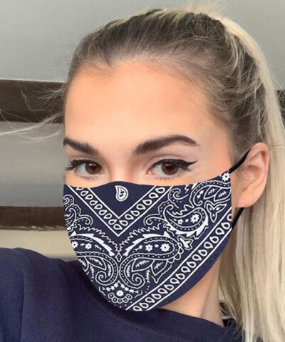 Ethnic Face Masks Breathable Running Cycling Mask Mouth Caps Covers Washable Reusable Flower Sunscreen Masks Mondmaskers Masque