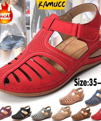 Premium Orthopedic Sandals Women Bunion Corrector Platform Walking Sandals Female Beach Shoes Women Ladies Wedge Sand Sandalias
