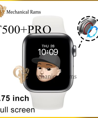 Iwo13 pro T500 pro 1.75 inch Full Touch Screen watch 2021 smart watch men Series 6 For Android IOS pk haylou ls02 ls05