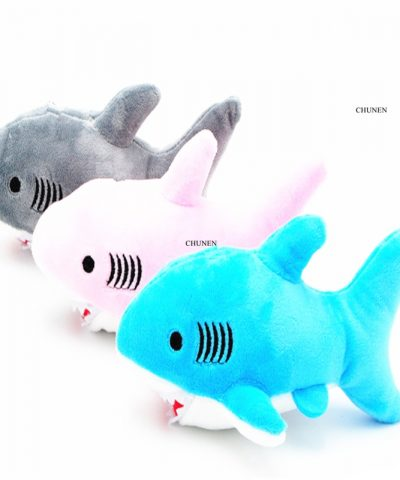 Size 7CM And 18CM , Small Shark Plush TOY DOLL ; Stuffed TOY Plush Accessories
